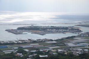 奥武島全景